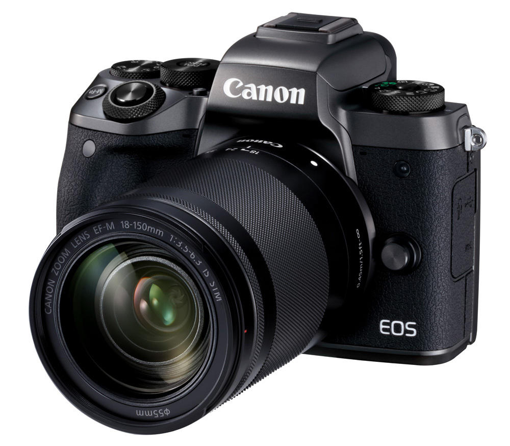 Фотоаппарат Canon EOS M5 Kit 18-150 IS STM