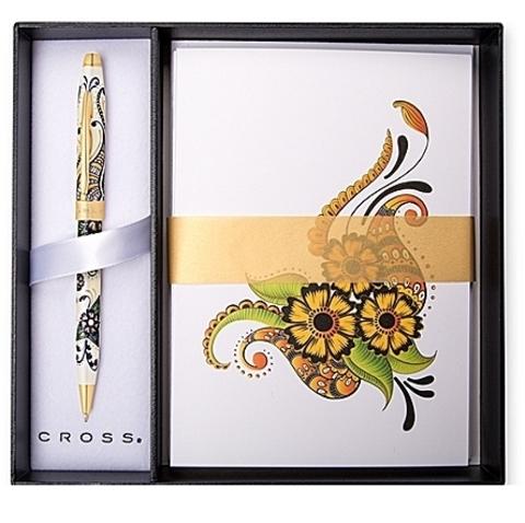 Набор Cross Botanica: шариковая ручка