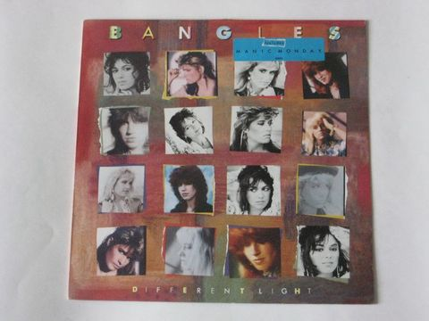 Bangles / Different Light (LP)