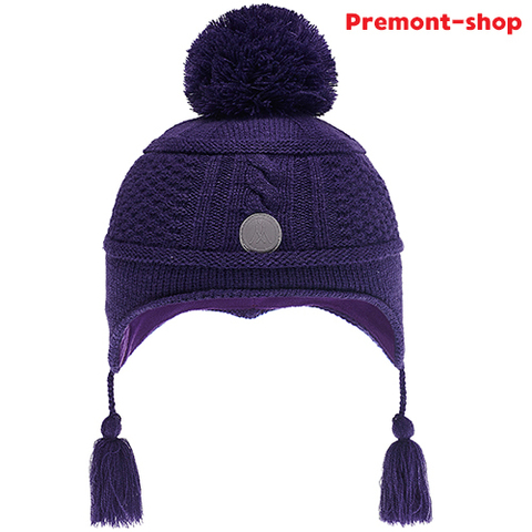 Зимняя шапка Premont WP81922 Purple для девочек