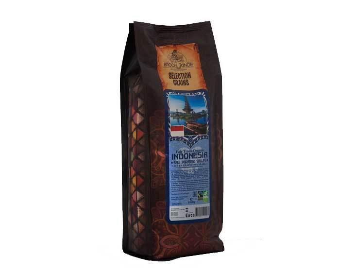 Кофе в зернах Broceliande Indonesia, 1 кг