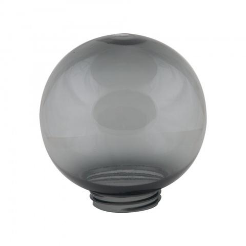 Рассеиватель шар ПММА 160 мм дымчатый (резьба А 85) TDM