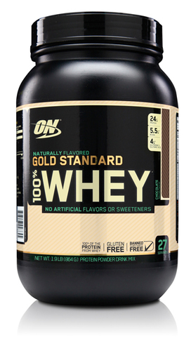 Optimum Nutrition 100 % Natural Whey Gold Standard Gluten Free
