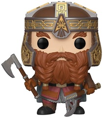 Funko Pop Movies Lord of the Rings Gimli Vinyl Figure