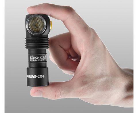 Мультифонарь ARMYTEK TIARA C1 MAGNET USB