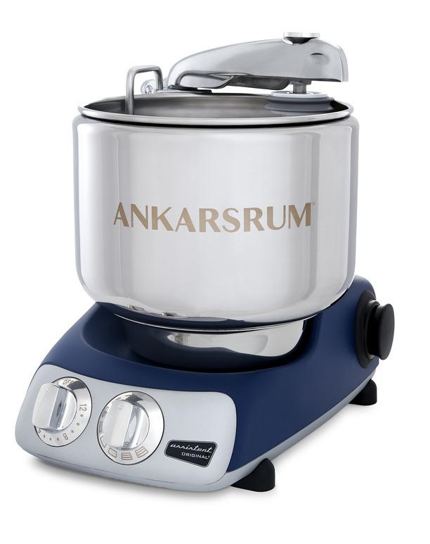 Тестомес комбайн Ankarsrum AKM6230RB+ Assistent королевский синий (расширенный)