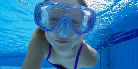 Крепление на руку GoPro Hand + Wrist Strap (AHWBM-002) под водой