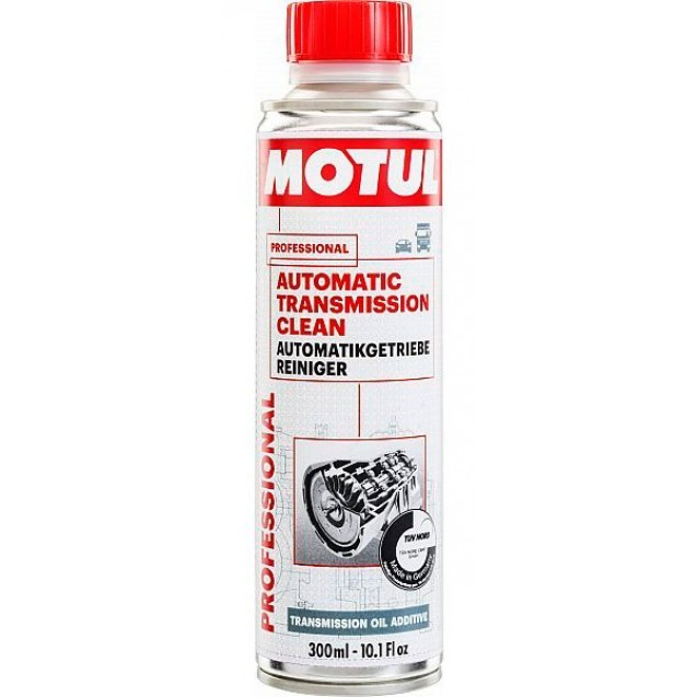 Motul Automatic Transmission Clean Очиститель АКПП