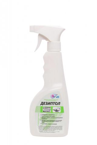 Средство для дезинфекции Дезиптол (кожный антисептик)