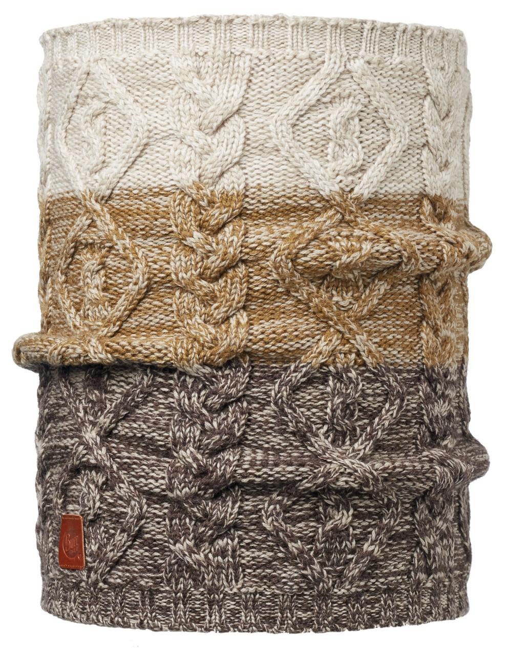 Вязаный шарф-труба Buff Nuba Nut