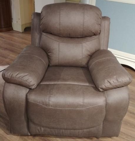 Кресло-реклайнер MK-4708-BRF