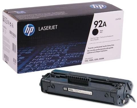 Картридж Hewlett-Packard (HP) C4092A