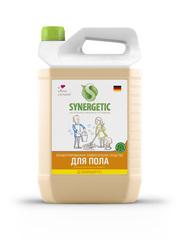 Жидкость для мытья поверхностей, пола, SYNERGETIC, концентрат, 5 л.