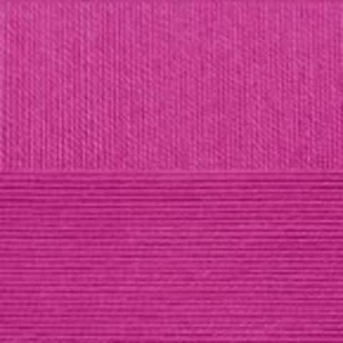 Пехорский текстиль Цветное кружево Фуксия 49