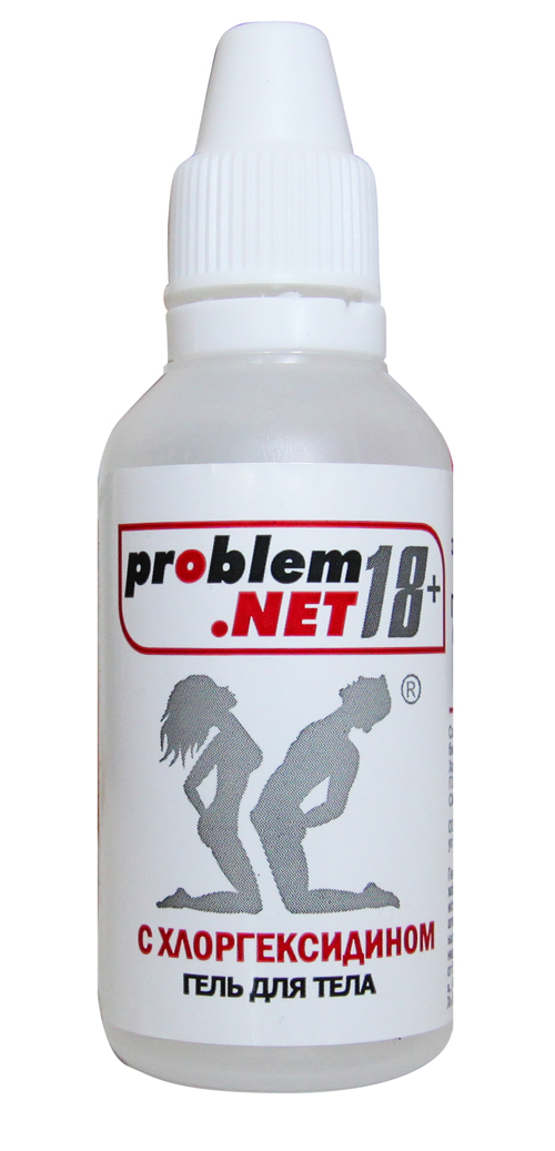 Гель антисептик Bioritm Problem.net 30г