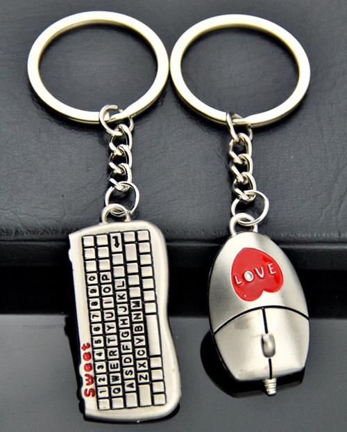 Брелок парный keyboard mouse
