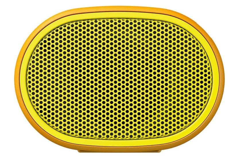 Портативная колонка Sony SRS-XB01, цвет жёлтый