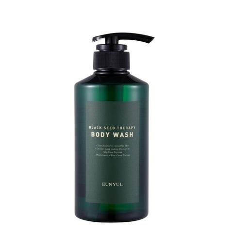 Гель для душа с маслом черного тмина Eunyul Black Seed Therapy Body Wash 500мл
