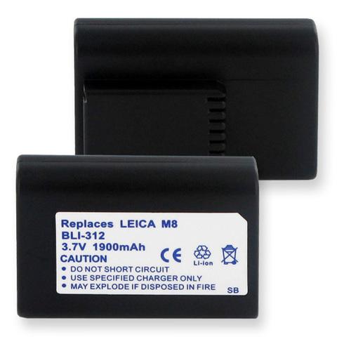 Аккумулятор для leica M8