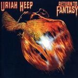 Uriah Heep ‎/ Return To Fantasy (Deluxe Edition)(CD)