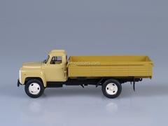 GAZ-53-12 beige 1:43 Nash Avtoprom