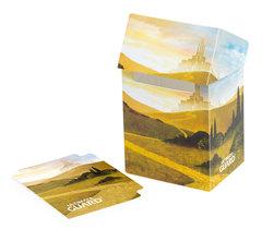 "Ultimate Guard - Коробочка на 80 карт ""Равнина"""