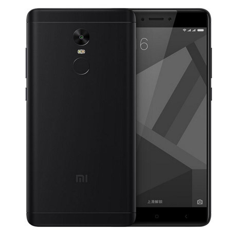 Xiaomi Redmi Note 4X Black