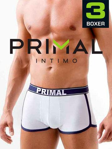 Комплект мужских трусов B3430 Boxer (3 пары) Primal