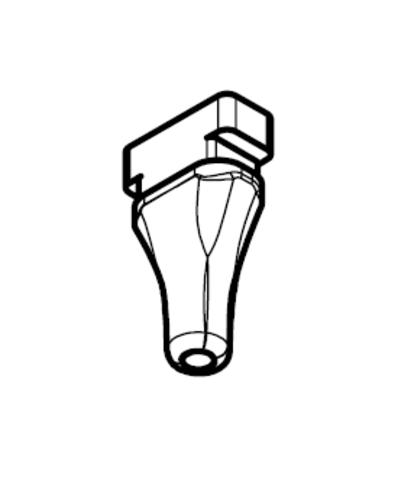 beyerdynamic cable grommet, изолирующая оплетка для T1, T5p (#917109)