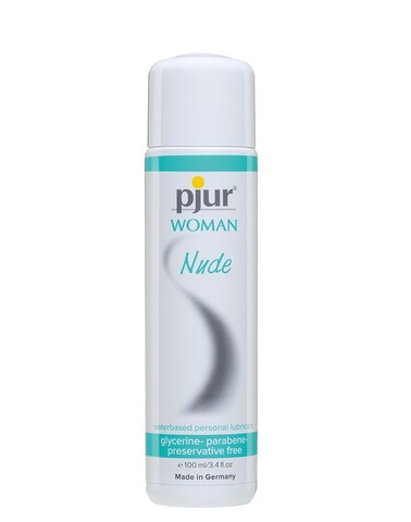 Pjur woman Nude - для чувствительной кожи без добавок - 100 мл