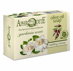 Оливковое мыло с ароматом гардении, Aphrodite