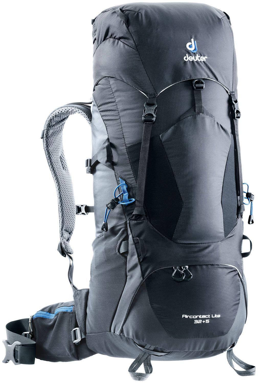 Туристические рюкзаки большие Рюкзак туристический Deuter Aircontact Lite 32 + 5 (2018) 357610.jpg