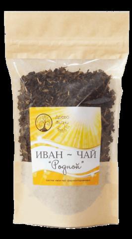 Дерево жизни Иван-чай «Родной» 50г
