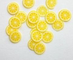 Палочка фимо лимон