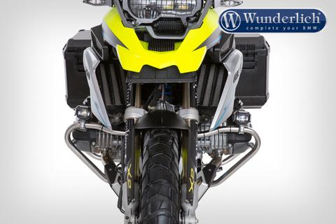 Wunderlich Micro Flooter LED светодиодные дополнительные фары на дуги серебро
