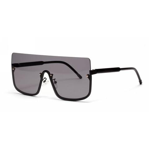 Солнцезащитные очки 813067001s Черный - фото