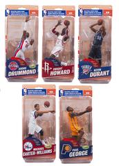 Баскетболисты фигурки NBA серия 25