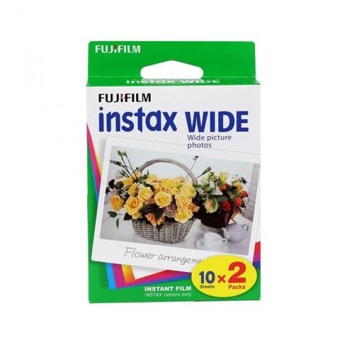 Fujifilm Instax wide glossy 10/2PK