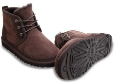 UGG Australia Men Boots Neumel Chocolate