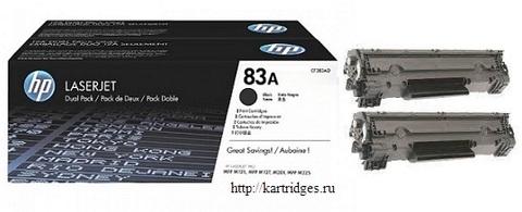 Картридж Hewlett-Packard (HP) CF283AF