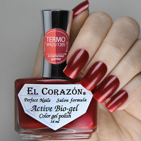 El Corazon 423/1205 termo active Bio-gel