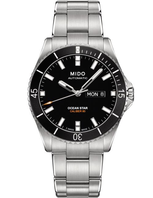 Часы мужские Mido M026.430.11.051.00 Ocean Star Captain