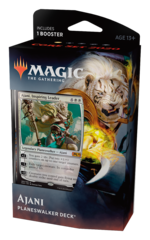 Колода Planeswalker'а «Core Set 2020»: Ajani (английский)