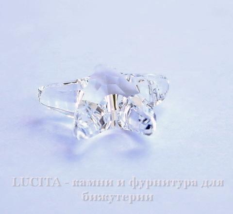 6721 Подвеска Сваровски Морская Звезда Crystal  (20 мм)