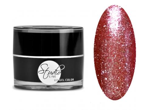 NeoNail Гель Glitter №5924 Raspberry Breeze 5 гр.