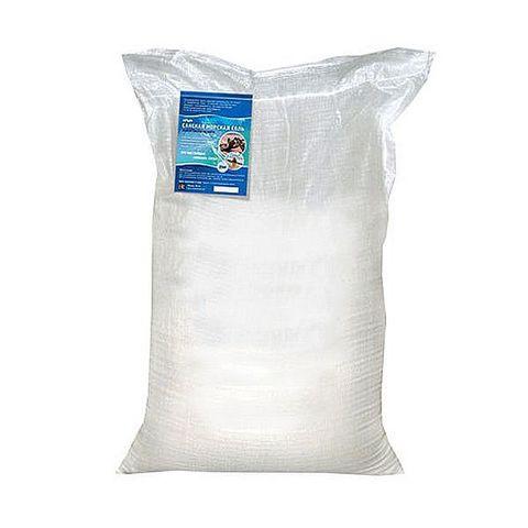 Сакская соль «Морская» в мешках
