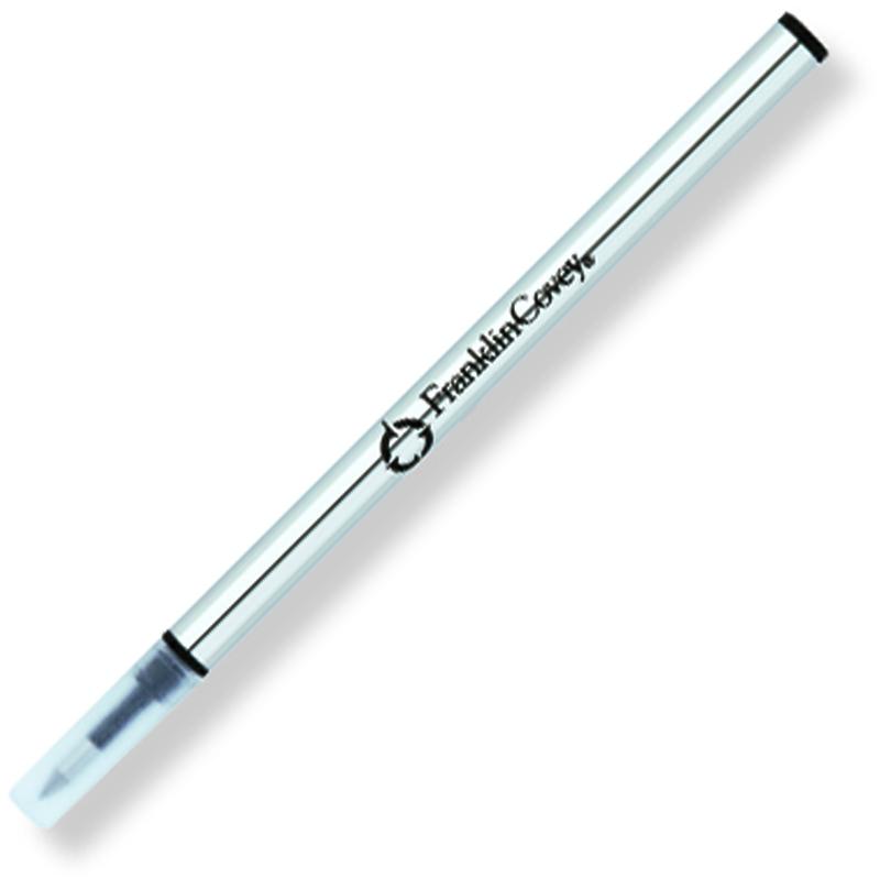 FranklinCovey Стержень для ручки-роллера, M, черный
