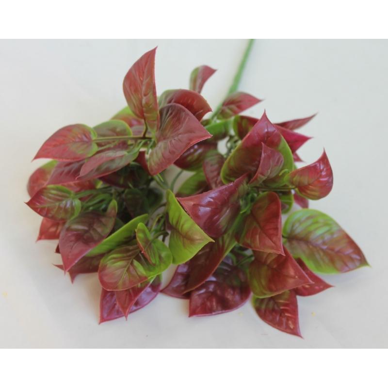 Букет листьев Базилика (5 веток, 34 см).