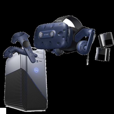 Комплект оборудования VR ( ПК + шлем HTC Vive PRO Full kit 2.0 )