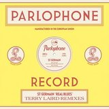 St Germain / St Germain Real Blues - Terry Laird Remixes (Single)(12' Vinyl)